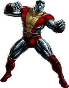 Colossus X-Men Render
