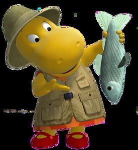 Fisherlady Tasha