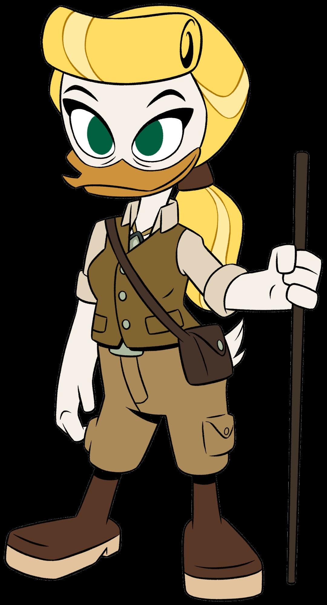 Goldie O'Gilt (DuckTales 2017)
