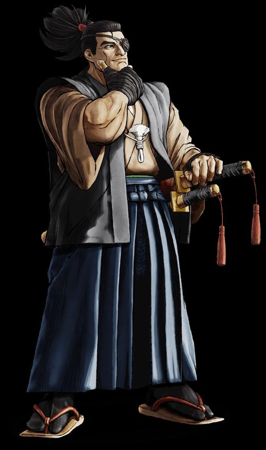 Jubei Yagyu (Samurai Shodown)