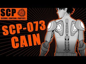 SCP-073 illustrated (Cain) ft