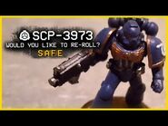 SCP-3973 │ Would you like to re-roll? │ Safe │ Probability SCP