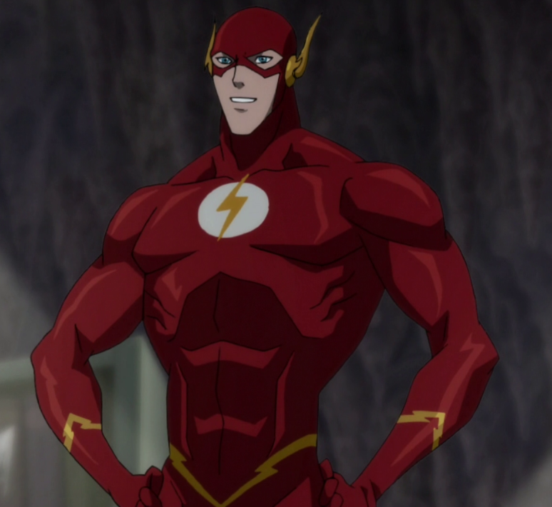The Flash (DC Animated Film Universe)
