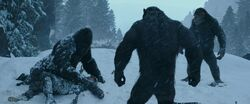 War For The Planet Of The Apes 2017 Screenshot 1705
