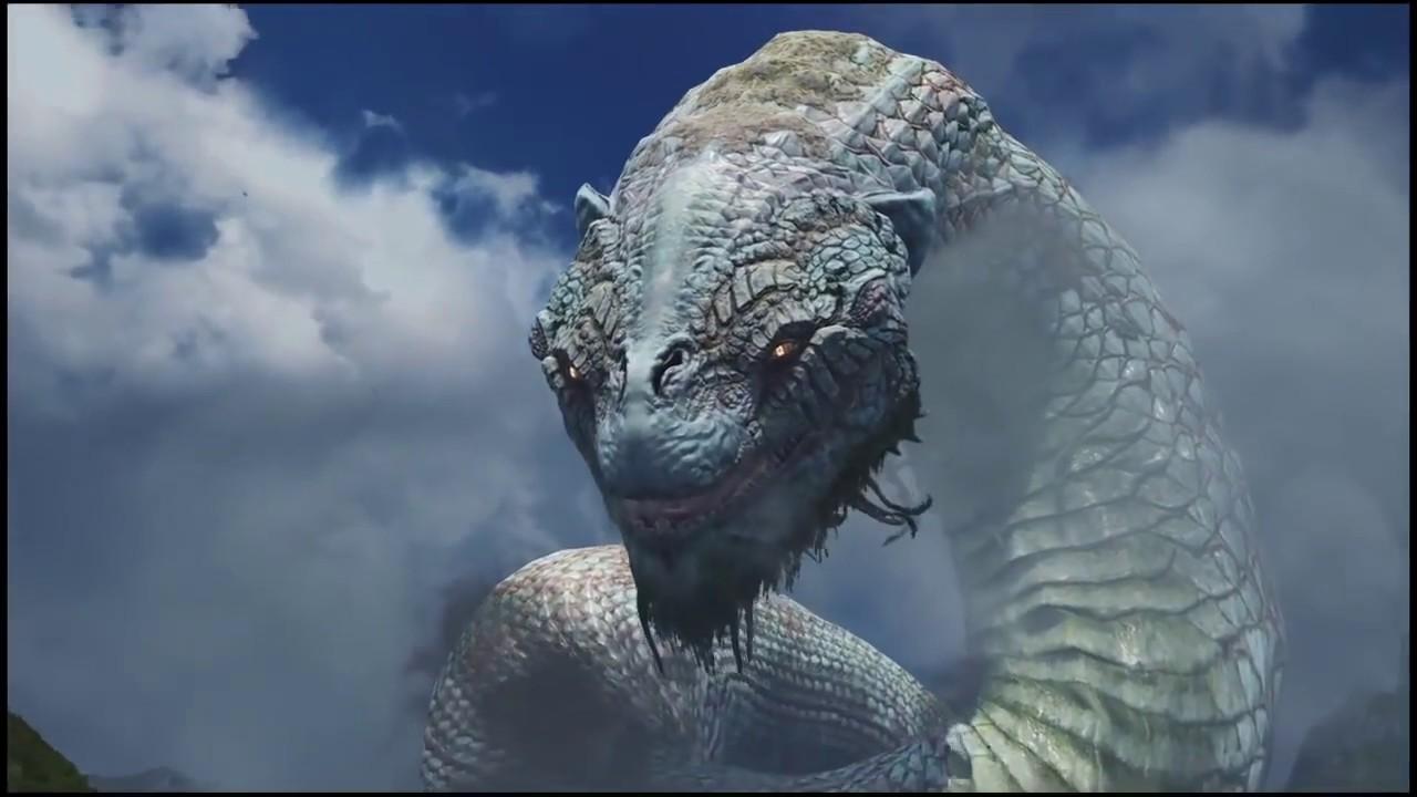 World Serpent (God of War)