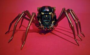 BA spider mode