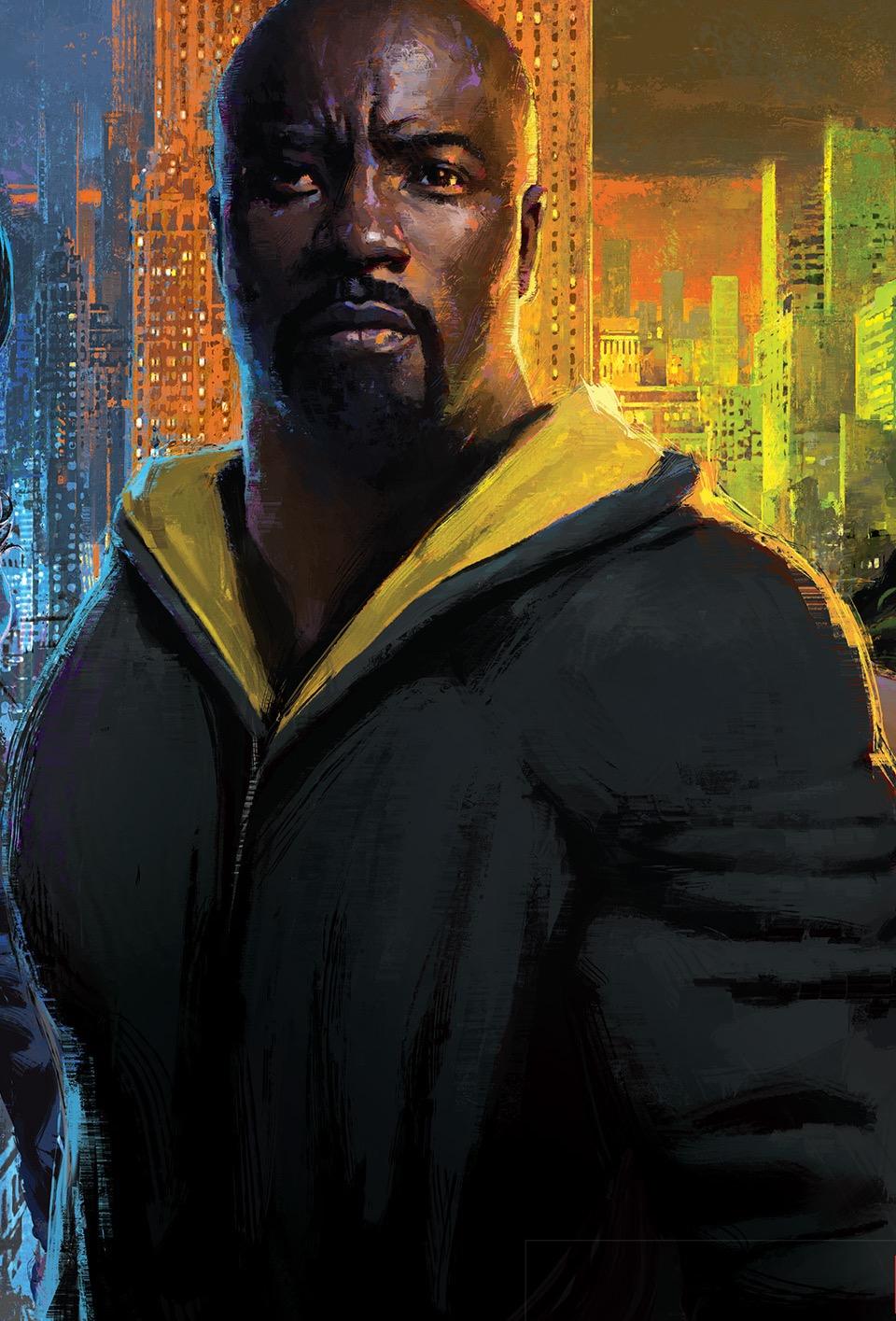 Luke Cage (Marvel Cinematic Universe)