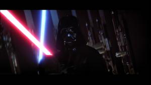 Darth Vader carry