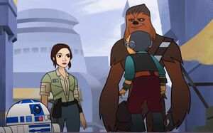 Forces-of-destiny-leia-chewbacca-maz-kanata