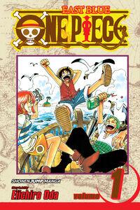 One Piece v1 Cover