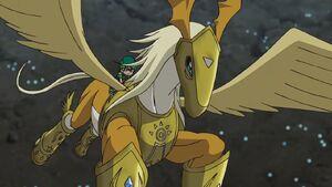 T.K. and Pegasusmon