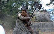Gimli With Axe