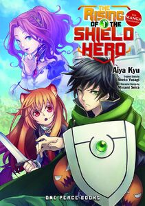 Manga Shield Hero