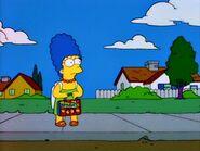 Marge Simpson As A Little Girl