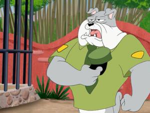 Spike The Zookeeper