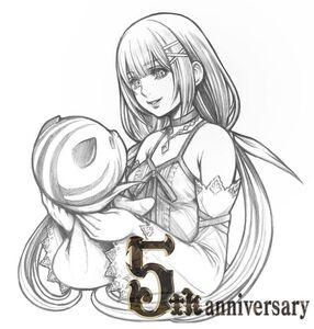 Strelitzia 5th Anniversary