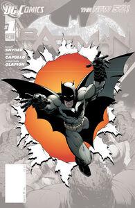 Batman Vol 2 0 Textless