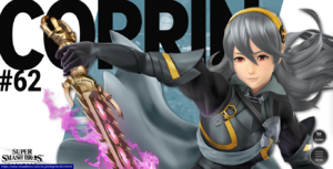 Gray female corrin wallpaper
