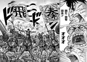 Hi Shin Unit's Rise the flags Kingdom