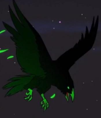 Raven form