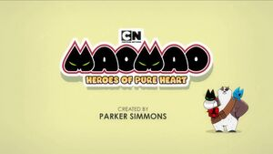 Mao Mao Heroes Of Pure Heart Title