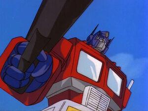 Optimus Prime G1 4