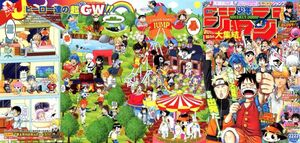 Weekly Shonen Jump No. 22-23 Full Cover (2009)