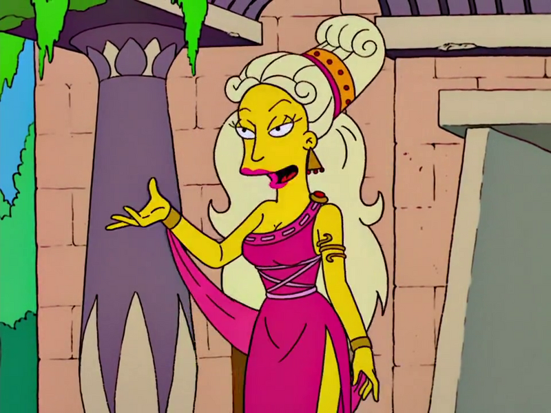 Circe (The Simpsons)