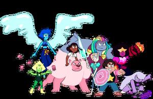 Crystal Gems Future