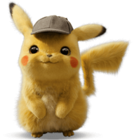 Detective Pikachu Live-Action Movie
