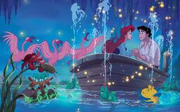 Disney Princess Ariel's Story Illustraition 6