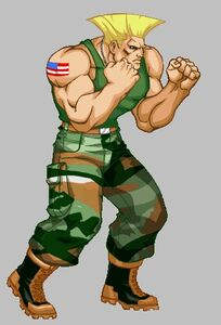 Guile SF2
