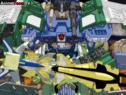 Ironhide with Energon Sword