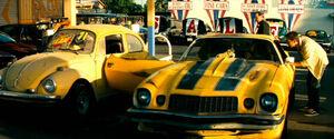 Movie2007 Bumblebee dealership