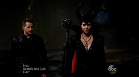 Once Upon a Time 4x14 - Cruella and Ursula Resurrect Maleficent