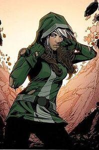 Rogue new costume
