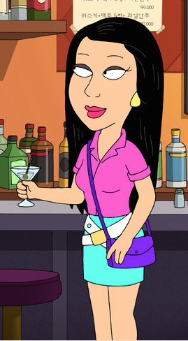 Sujin (Family Guy)