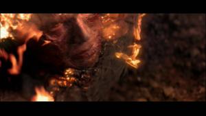 Vader flaming