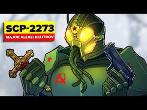 What Actually Happened to Major Alexei Belitrov? SCP-2273 - Tale (SCP Animation)