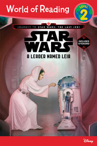 A Leader Named Leia cover