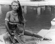 Kristina Wayborn as Magda in James Bond Octopussy 1