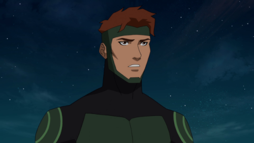 Geo-Force (Young Justice)