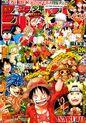 Weekly Shonen Jump No. 3-4 (2012)