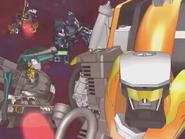 Hero Transformers Face Thunderblast