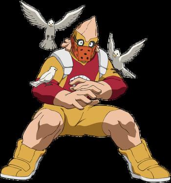 Hero Costume (updated)
