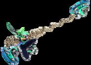 Ninjara ARMS character art 01