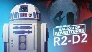 R2-D2 - A Loyal Droid Star Wars Galaxy of Adventures