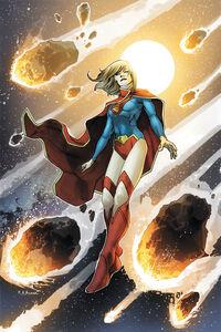 Supergirl Vol 6 1 Textless