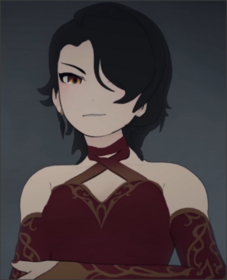 Young Cinder Fall