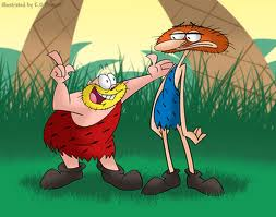 Bill and Scooter (The Terrible Thunderlizards)